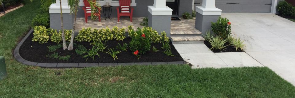 "Enhance your landscape Giving it ""Curb Appeal"""